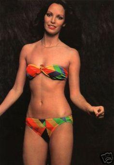 Jacqueline smith white bikini
