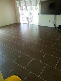 18x18 Porcelain tile