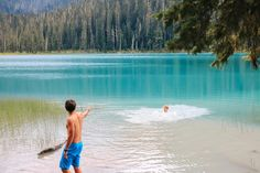 How to do Vancouver in 72 Hours   Joffre Lakes Provincial Park   Here and Air