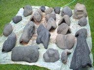 Diy Fake Boulders - How to make fake rocks.