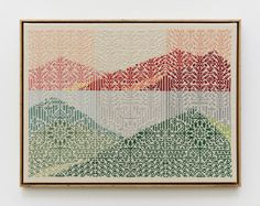 Jordan Nassar embroidery