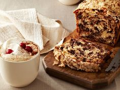 This traditional Eastern European dessert features a chocolate and almond filling and a sugary streusel topping.