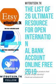 article titels Fake Identity, International Bank, Banking Services, Bank Account, Program Design, Accounting, Finance, Amazon, Free
