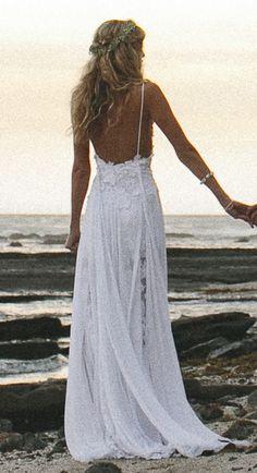 No wonder it's the most pinned wedding dress