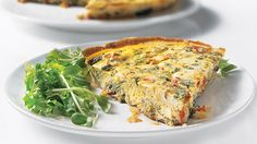 Frittata méditerranéenne | Recettes IGA | Oeufs, Fromage, Recette facile