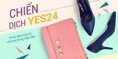 Mức hoa hồng hấp dẫn của chiến dịch Yes24 trên hệ thống tiếp thị liên kết ACCESSTRADE tăng 11% so với mức cũ, cập nhật thông tin và kiếm tiền online hiệu quả với Yes24