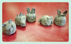 2nd Grade Rockin' the Clay!   WEST MIDDLETON ART SMARTIES