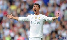 """""""الدون"""" يوقّع غدًا عقده الجديد مع ريال…: أعلن نادي ريال مدريد الإسباني أن النجم البرتغالي كريستيانو رونالدو سيجدّد عقده مع النادي. وسيوقّع…"""