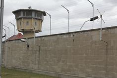 Fortification, Exterior Lighting, Cold War, 21st Century, Prison, Track Lighting, Ceiling Lights, Towers, Architecture