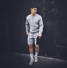 Mens style, menswear impressed males, menswear summer season, menswear road fashion, males - Looks - Mens Fashion Sweaters, Mens Fashion Wear, Best Mens Fashion, Fashion Menswear, Casual Menswear, Men Looks, Mens Athletic Fashion, Casual Outfits, Men Casual