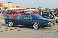1963 Chrysler New Yorker Salon Hardtop Chrysler New Yorker, Rolls Royce Cars, Best Muscle Cars, We Run, Dodge Charger, Car Show, Buick, Mopar, Vintage Cars