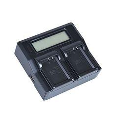 HuiHuang Dual Digital Battery Charger & DC-LCD Screen Com... https://www.amazon.com/dp/B01HB7HEZ8/ref=cm_sw_r_pi_dp_c2GAxbV4JY5YM