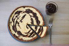 Tarta de portocale cu topping de ciocolata   #tart #orange #chocolat Sweet Tarts, My Recipes, Appetizers, Pie, Sweets, Desserts, Food, Pies, Torte