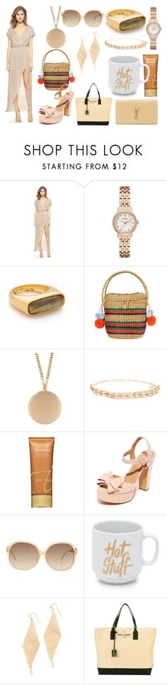 """""""Be fashionable"""" by camry-brynn ❤ liked on Polyvore featuring Rory Beca, Kate Spade, Lizzie Fortunato, Sophie Anderson, Givenchy, Ettika, Jane Iredale, Michael Kors, Linda Farrow and Jules Smith"""