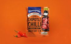 Homepride All American on Packaging of the World - Creative Package Design Gallery
