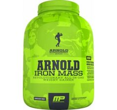 Arnold Schwarzenegger Series Iron Mass 5 Lbs. Workout | Whey Protein Powder | Fitness | Bodybuilding | Fit | Protein | #fitness #workout #protein #food #supplements | SHOP @ BodyConcept.com