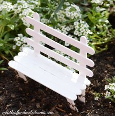This easy DIY fairy garden is so simple to make and doesn't take up a lot of space. It's a fun way to spruce up your deck or patio!