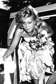 Celebrity Prom Pictures That Will Make You Scream #refinery29  http://www.refinery29.com/celebrity-prom-pictures#slide3  Amy Poehler, Senior Prom We regret seeing this picture because it shatters our dream that Tina and Amy are, and always have been, permanently attached at the hip.