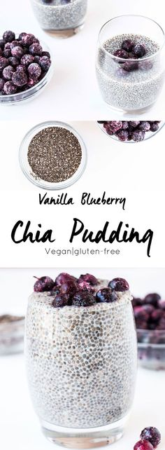 The easiest and most delicious Chia Pudding. The perfect healthy, protein packed breakfast or post-workout snack. Sugar free, gluten free and vegan.