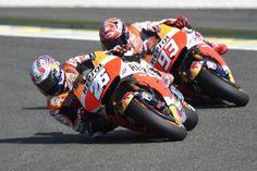 MotoGP - Vídeo: O que pensam Pedrosa e Márquez de Red Bull Ring