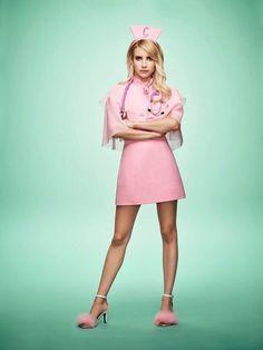 New portrait of Chanel Number 1 Scream Queens