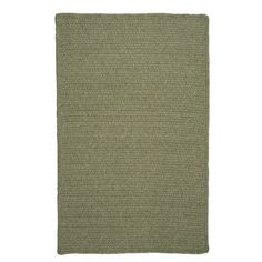 Colonial Mills Westminster Palm Area Rug Fringe: Not Included, Rug Size: 8' x 11'