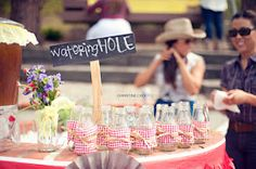 Chic To Chic Weddings: Country Western Bridal Hoedown