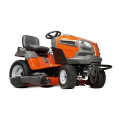 Husqvarna Lgt26K54 Engine Horsepower V-Twin Hand Lever Hydrostatic 54-in Garden Tractor with Kohler Engine (Kit Sold Separately)