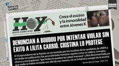 #DiarioHoy #LaPlata #HumorBarrilete