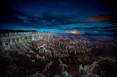 Bryce Point, Bryce Canyon 5AM Photo by leo dean jansen — National Geographic Your Shot