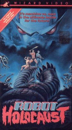 Wizard Video VHS Cover Art