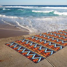 Tesalate beach towels are ultra compact, super absorbent, rapid drying and insatiably vibrant. Free worldwide shipping.