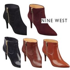 Nine West ショートブーツ Sale★【Nine West】ブーティー★Pirhana Dress Booties