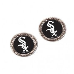 cf9451ab516560 Chicago White Sox Earrings Dangle Earrings