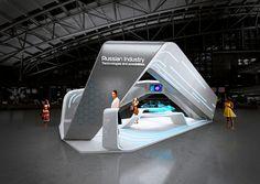 Creative Exhibition Stand Design – www.mindspiritdesign.com                                                                                                                                                                                 Más