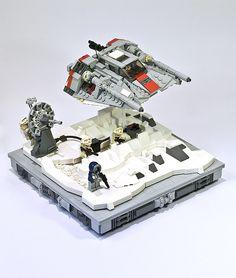 Battle of Hoth I by marshal banana, via Flickr