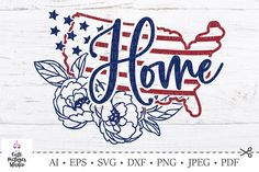 american flag art America is my home PNG. T-shirt print. USA Independence Day, of july, fourth of july, map usa sv Fourth Of July Shirts, 4th Of July, American Flag Art, American Decor, Stencils For Wood Signs, Silhouette Projects, Silhouette Studio, Silhouette Cameo, Vinyl Projects