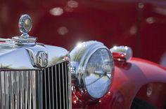 Home/ Collector Cars Next1938 MG TA Hood Ornament - Jill Reger