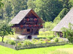 Ballenberg Open Air Museum, Switzerland