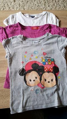 Lot de 3 T-shirt taille 6 ans Tee Shirt Homme, T Shirt, Mens Tops, Fashion, 6 Year Old, Human Height, Supreme T Shirt, Moda, Tee Shirt