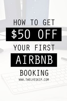 Traveling somewhere and don't want to spend an arm and a leg on hotels? TRY AIRBNB! On top of that, you can get discount on your first AIRBNB booking. Click the PIN to CLAIM PROMO CODE.