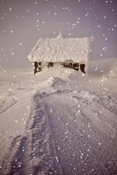 Winter, sneeuw ❄️❄️❄️
