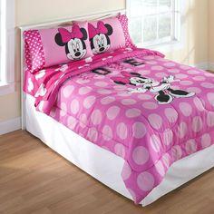Disney Minnie Mouse Twin/Full...    $49.49