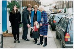 February 2 1994 Family lunch at Scalini's Restaurant in Knightsbridge, Diana met up with her brother , Earl Spencer, and her mother Frances Shand Kydd, Charles Spencer's wife, Victoria, and their eldest daughter Kitty, aged 3, accompanied them. They also had twin girls, Eliza and Amelia, aged 17 months and Victoria was pregnant with their fourth child, due the following month