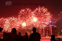 Stella's View Photography  #Windsor #Detroit #Fireworks #FourthOfJuly #CanadaDay #Canada #USA
