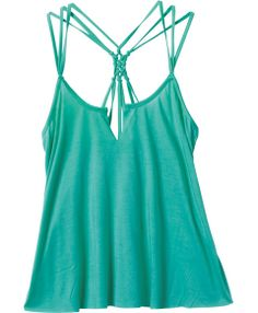 RVCA Erase Me Tank Top in Seafoam