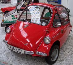Classic European Cars, Classic Cars, Motor Scooters, Motor Car, Bmw Isetta, Microcar, Reverse Trike, Classic Mercedes, Cars