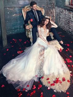 Long Sleeve Wedding Gowns: Why You Love Them by MEG Wedding Jewelry