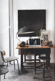 tumblr mtlb875Ejt1rqeb09o1 5002 50 Inspirational Workspaces & Offices | Part 20