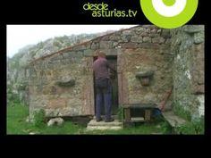 Vídeo elaboración del Quesu Gamoneu. Quesos de #Asturias [Más info] http://www.desdeasturias.com/el-queso-de-gamoneu/